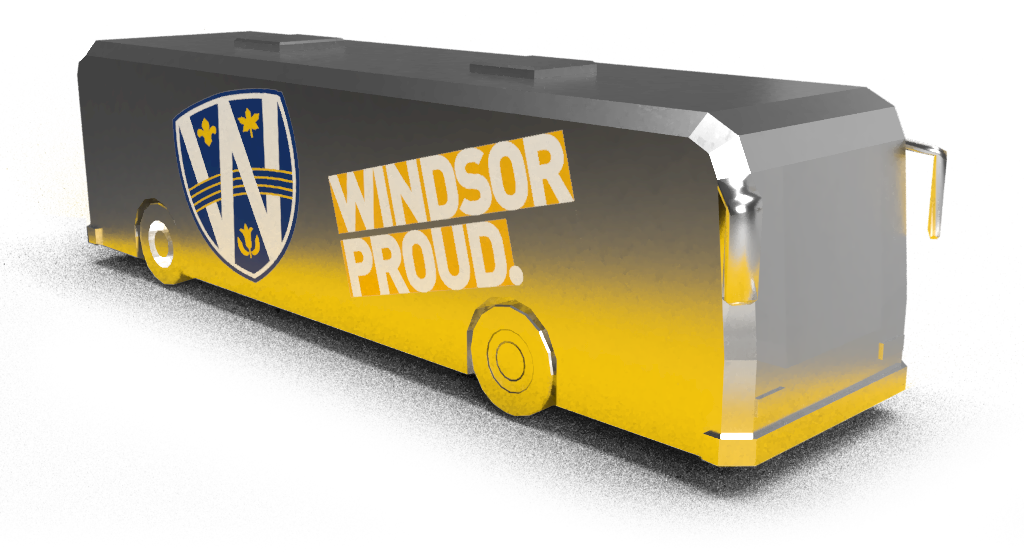 If you're coming from the GTA take the bus with UWindsor