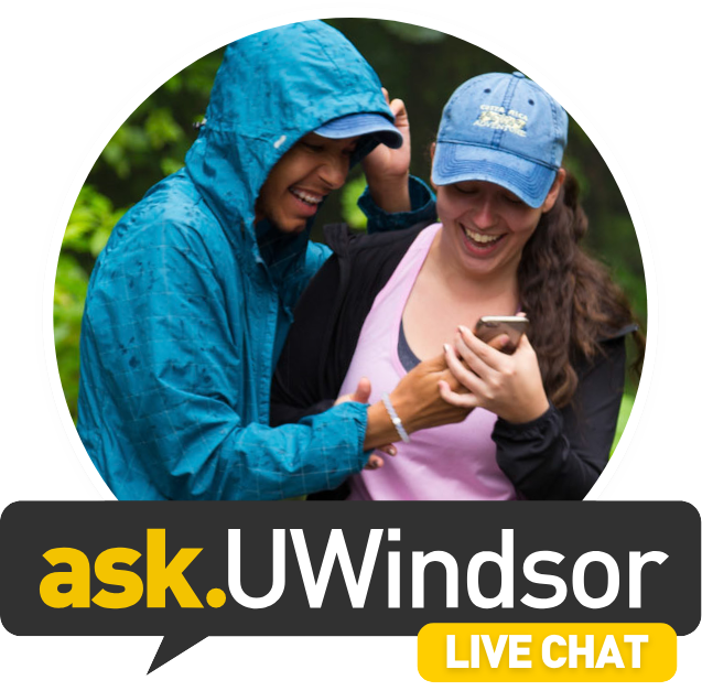 ask.UWindsor Live Chat